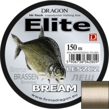 Леска Elite BREAM (лещ) 0,25 мм, 150м